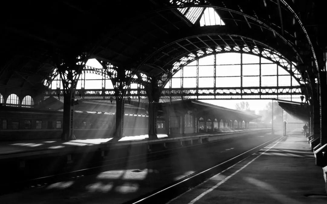 Obiekty infrastruktury kolejowej